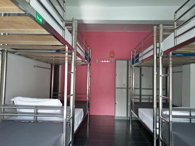 Sleep In Hostel