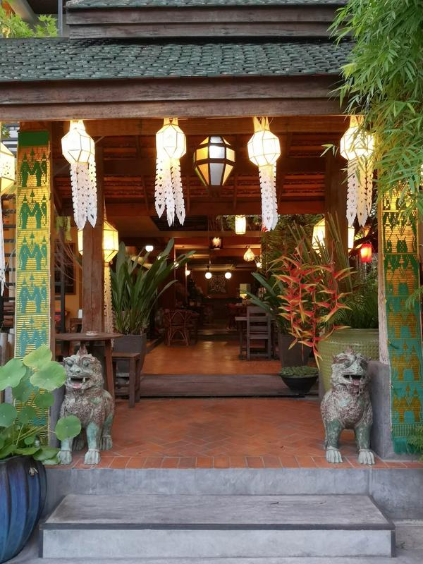 Green Tiger Vegetarian House