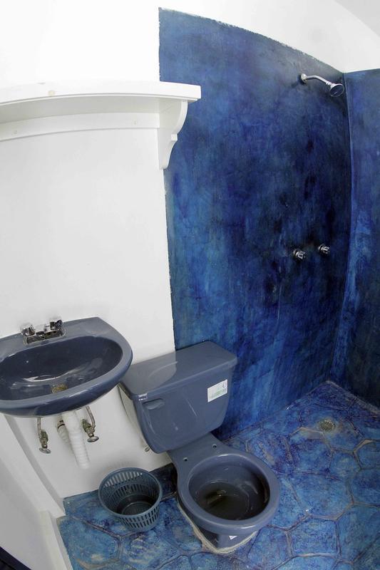 Hostal Azul y Blanco