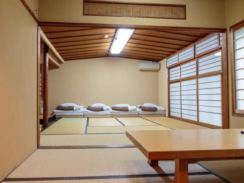 Gion Ryokan Q-beh