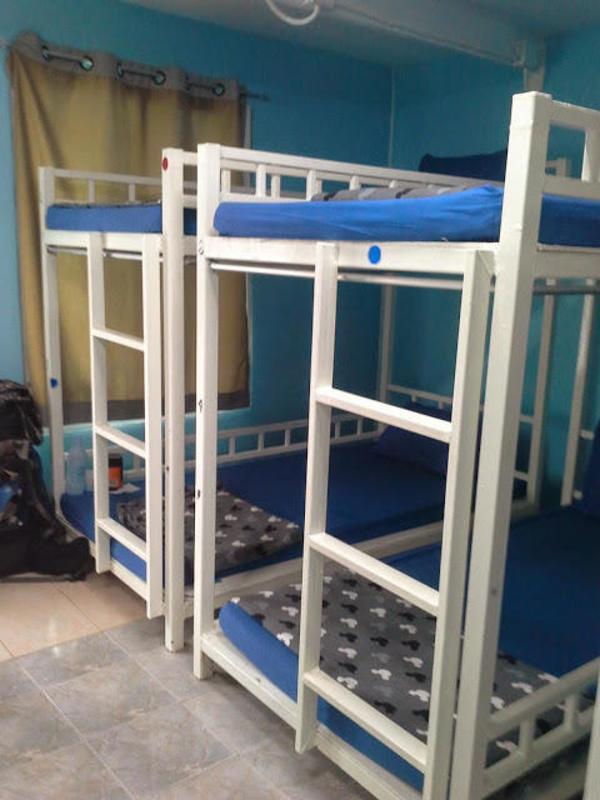 Apache Dorm Room