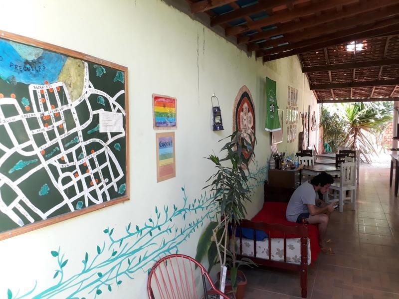 Casa do Professor Hostel