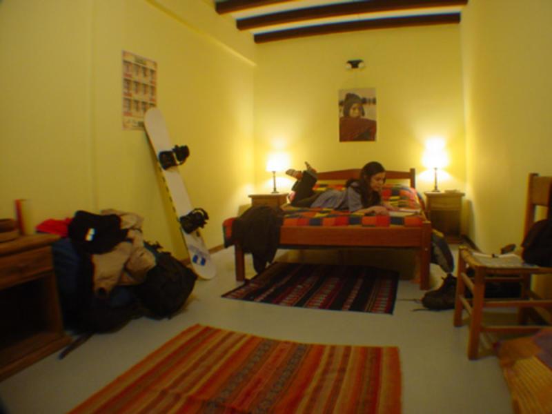 Antarctica Hostel