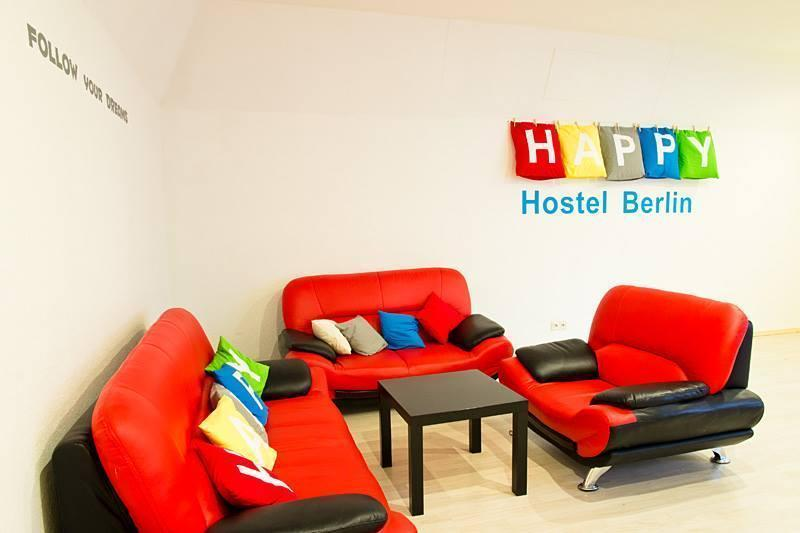 HappyHostelBerlin