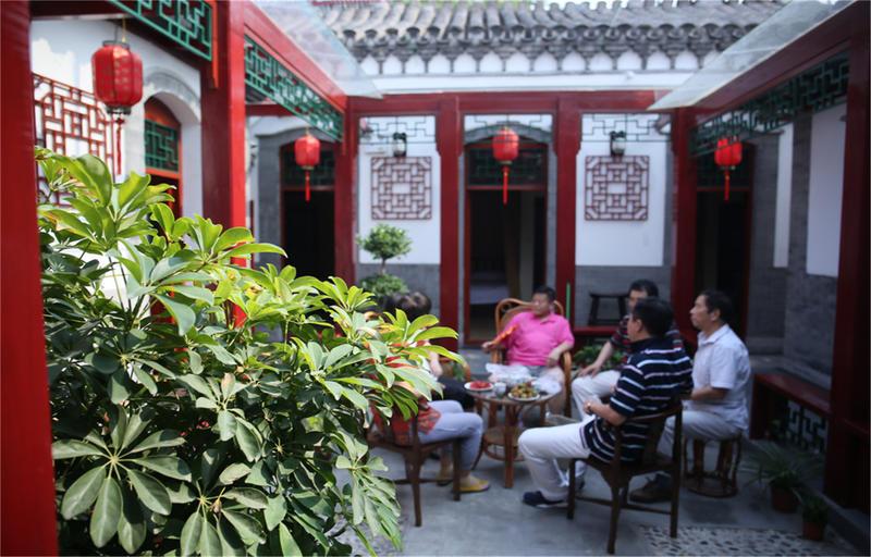 Beijing Siheju Courtyard