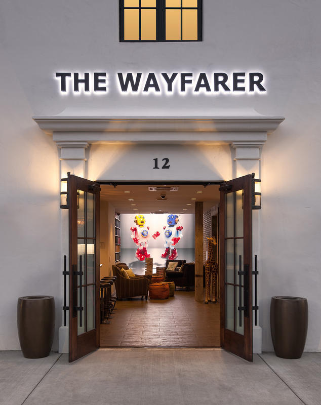 The Wayfarer