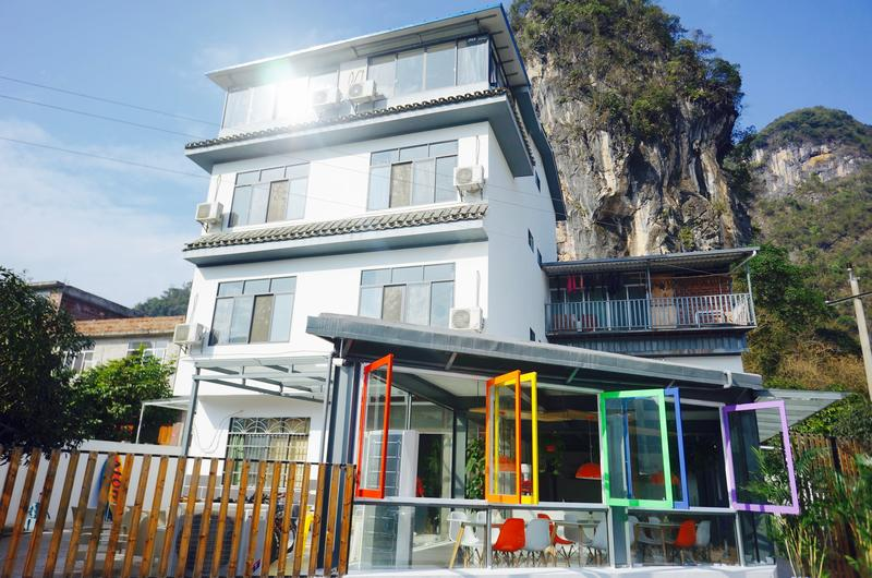 Yangshuo Wada Hostel (Yulong River)