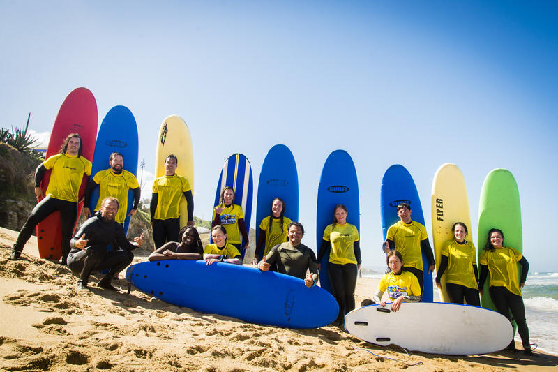 Hostel & Surfcamp 55