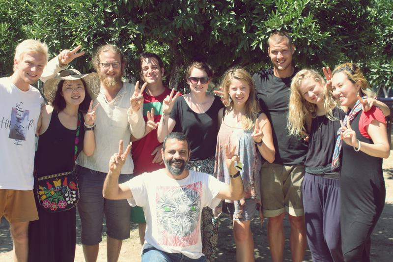 Bodrum Ecofarm Camp & Hostel