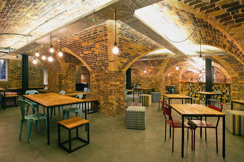 Wombats City Hostel London