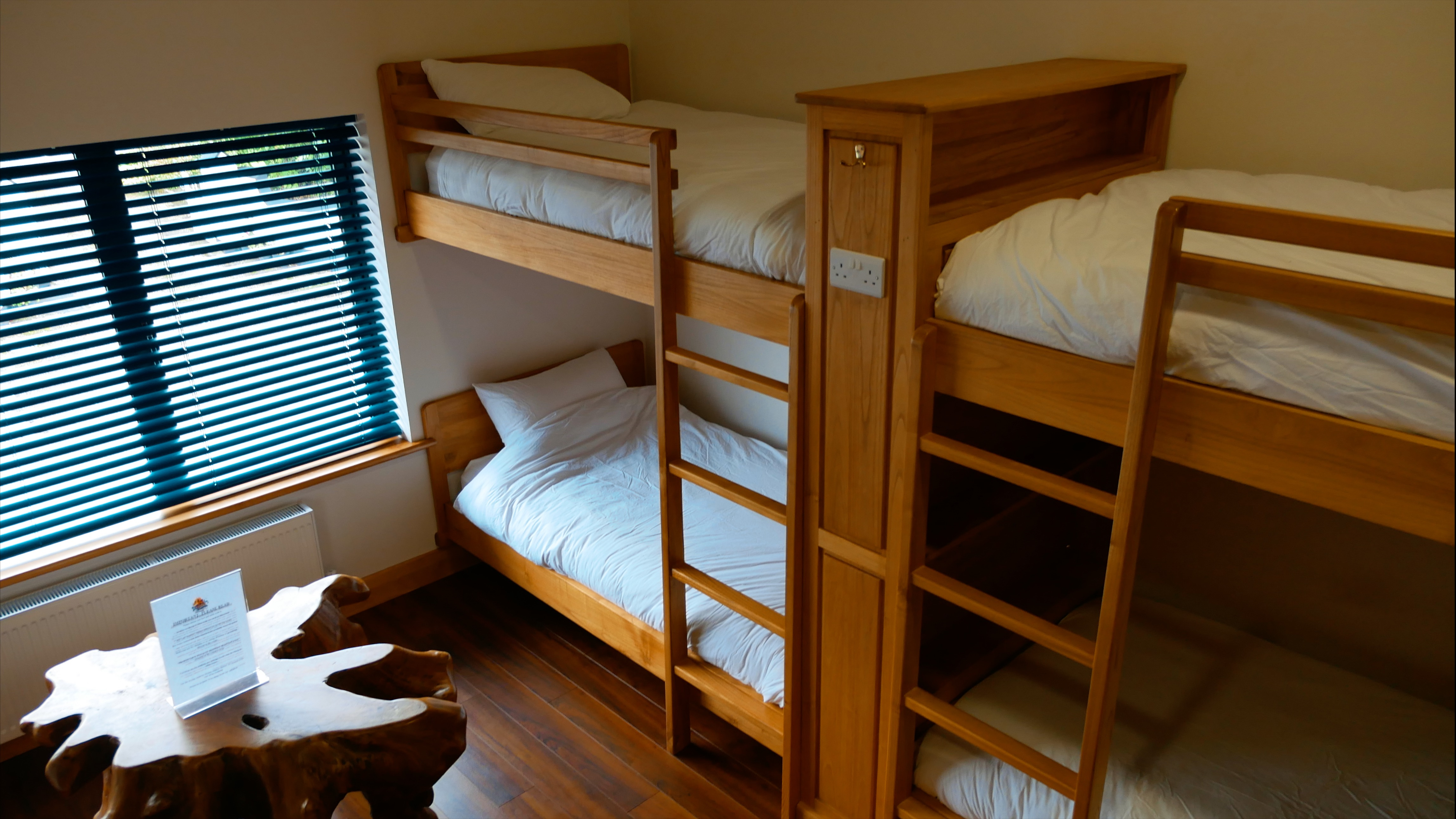 Ballyhoura Luxury Hostel