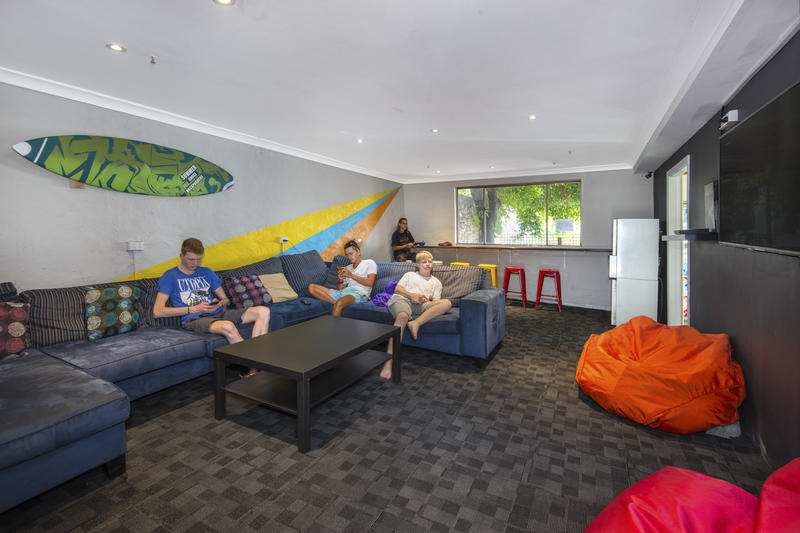 Summer House Backpackers Sydney