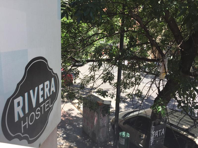 Rivera Hostel Córdoba