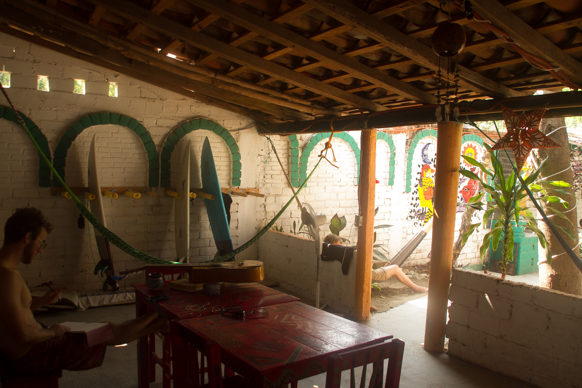 Hostal Akumal Puerto Escondido