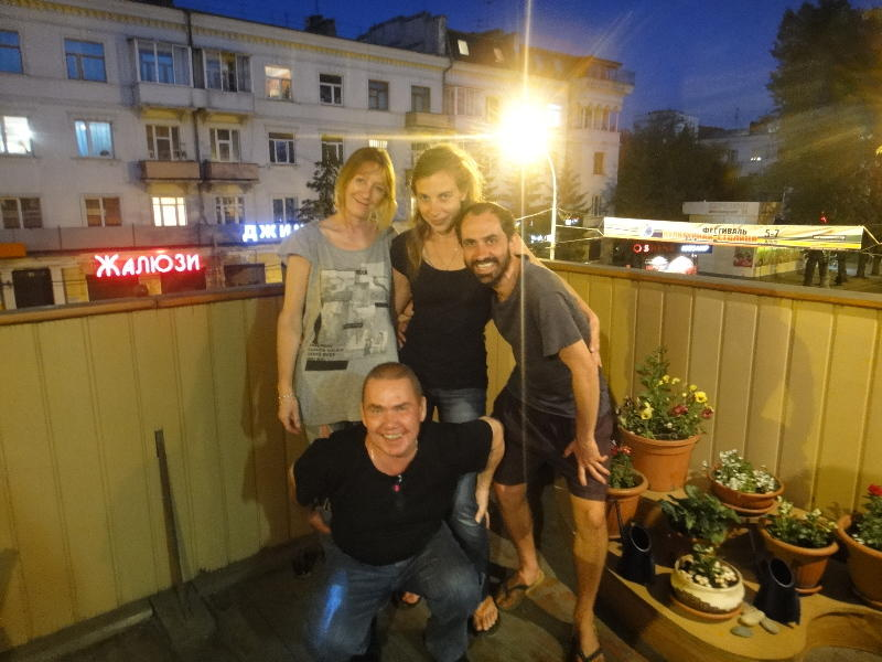 The Best Hostel in Irkutsk