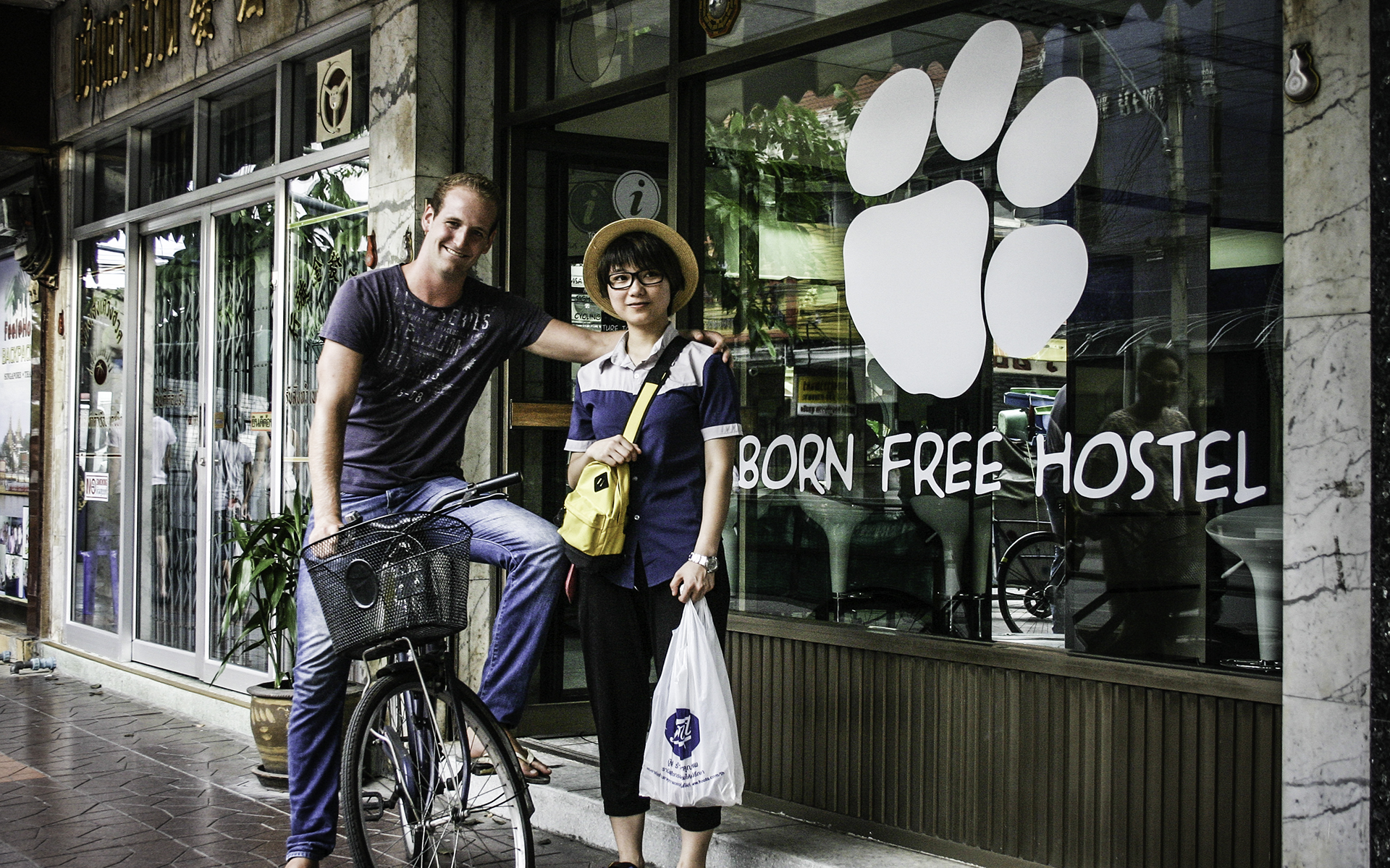 HOSTEL - Born Free Hostel – Vista