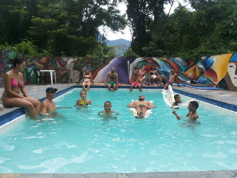 HOSTEL - Hostel do Bosque - Rio