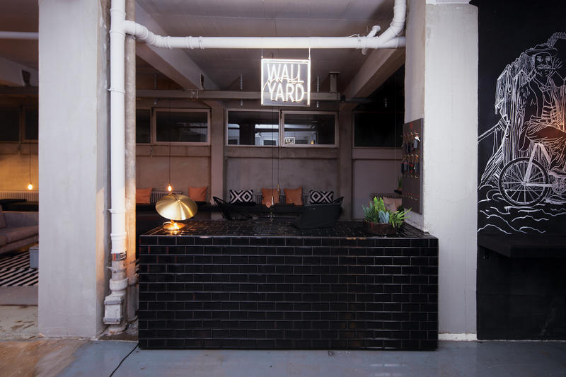 HOSTEL - Wallyard Concept Hostel