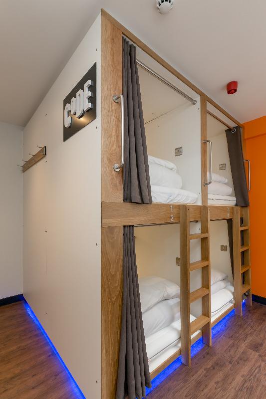CODE Pod Hostel- The Loft