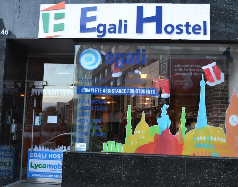 Egali Hostel
