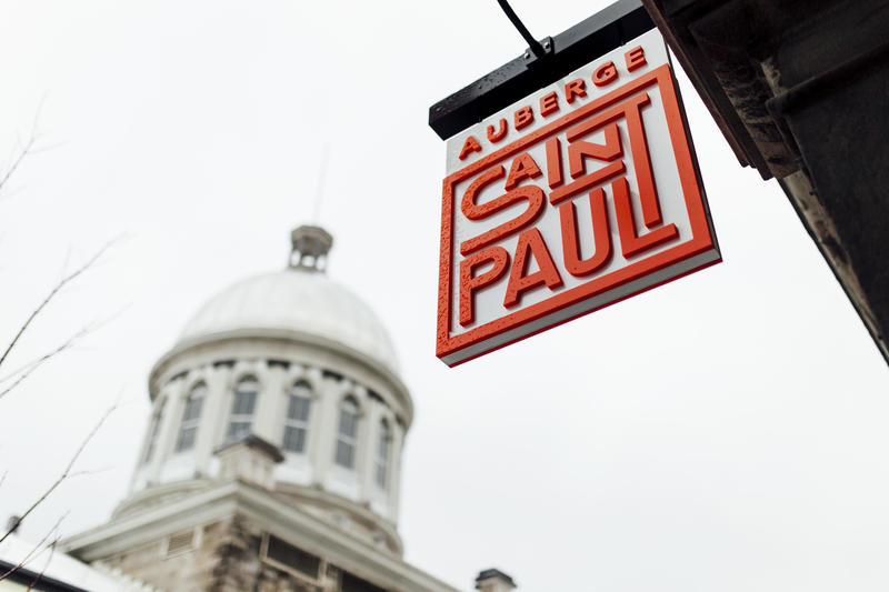 HOSTEL - Auberge Saint-Paul