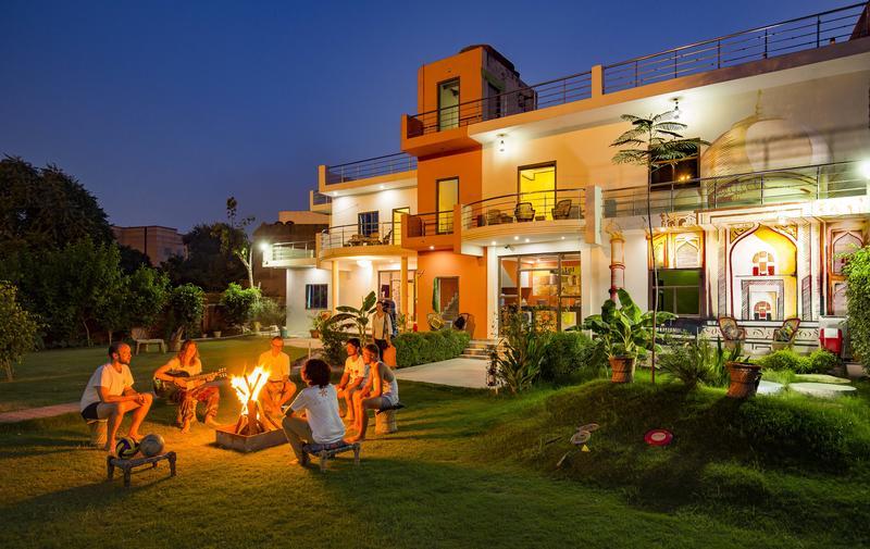 Zostel Agra