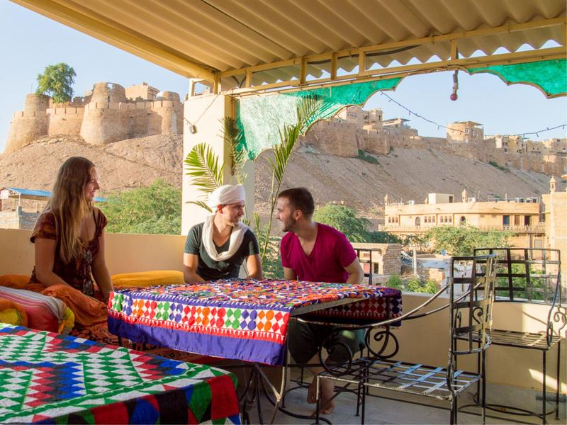 Hostel Fort Side Jaisalmer