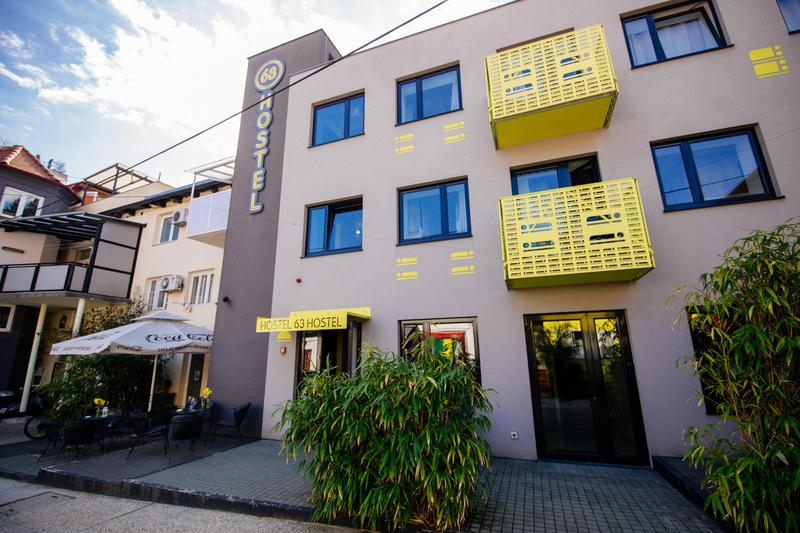 Hostel 63 Zagreb