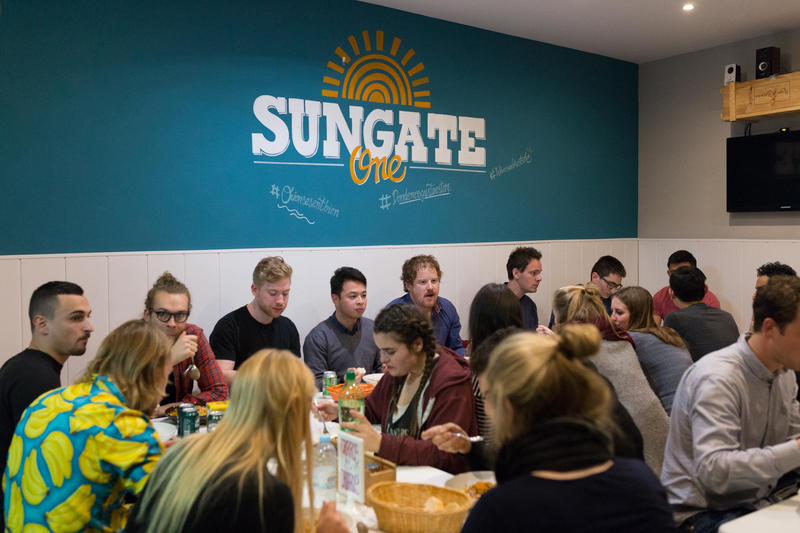 HOSTEL - Sungate One