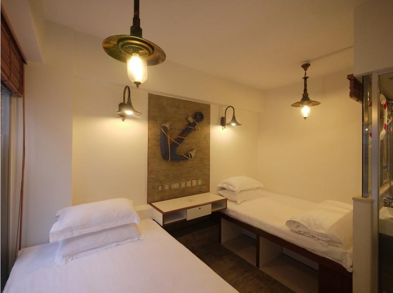 Panda's Hostel - Star Ferry