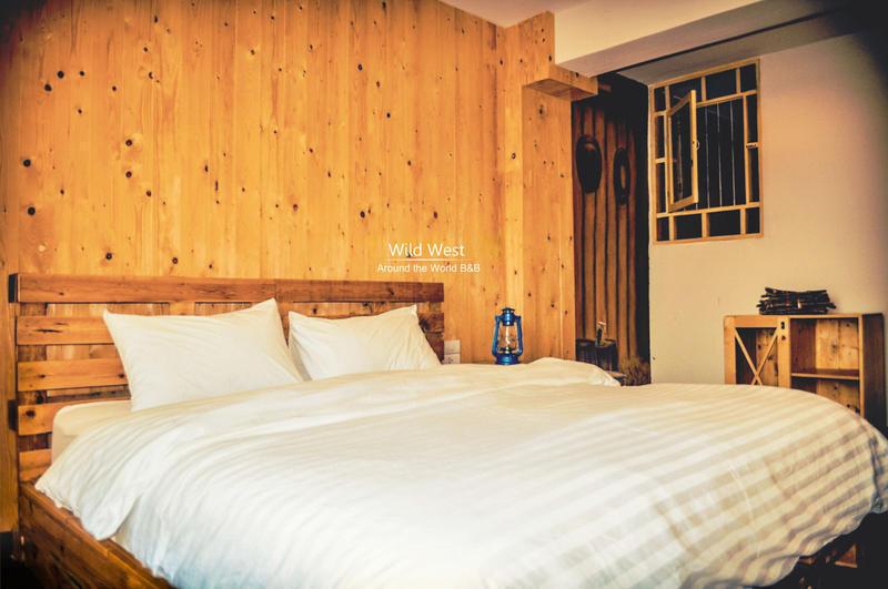 Around The World Bed & Breakfast