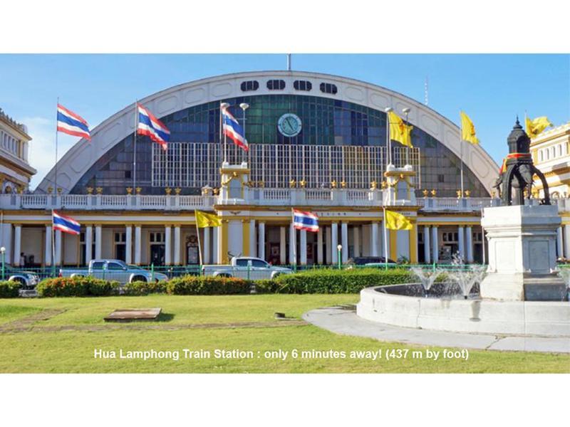 HOSTEL - T-Boutique Hostel (Hua Lamphong)