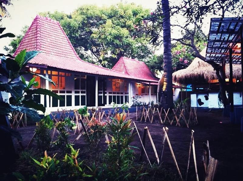 Gili Air Hostel