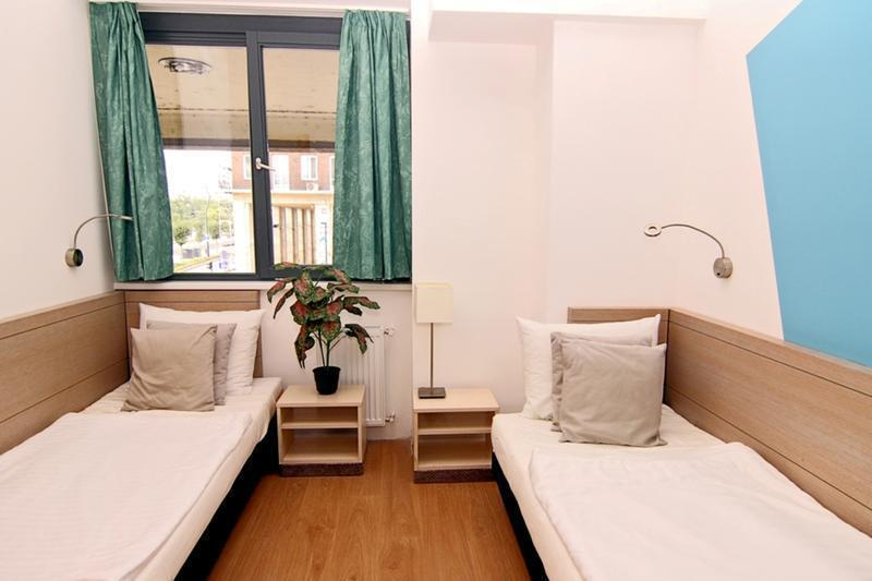 Absolut City Hostel