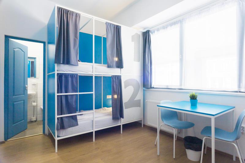 HOSTEL - Absolut City Hostel