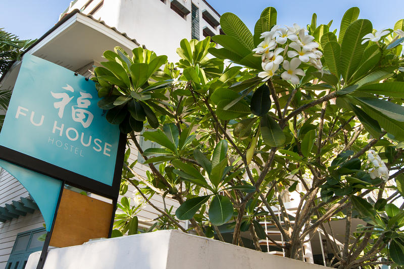 HOSTEL - Fu House Hostel