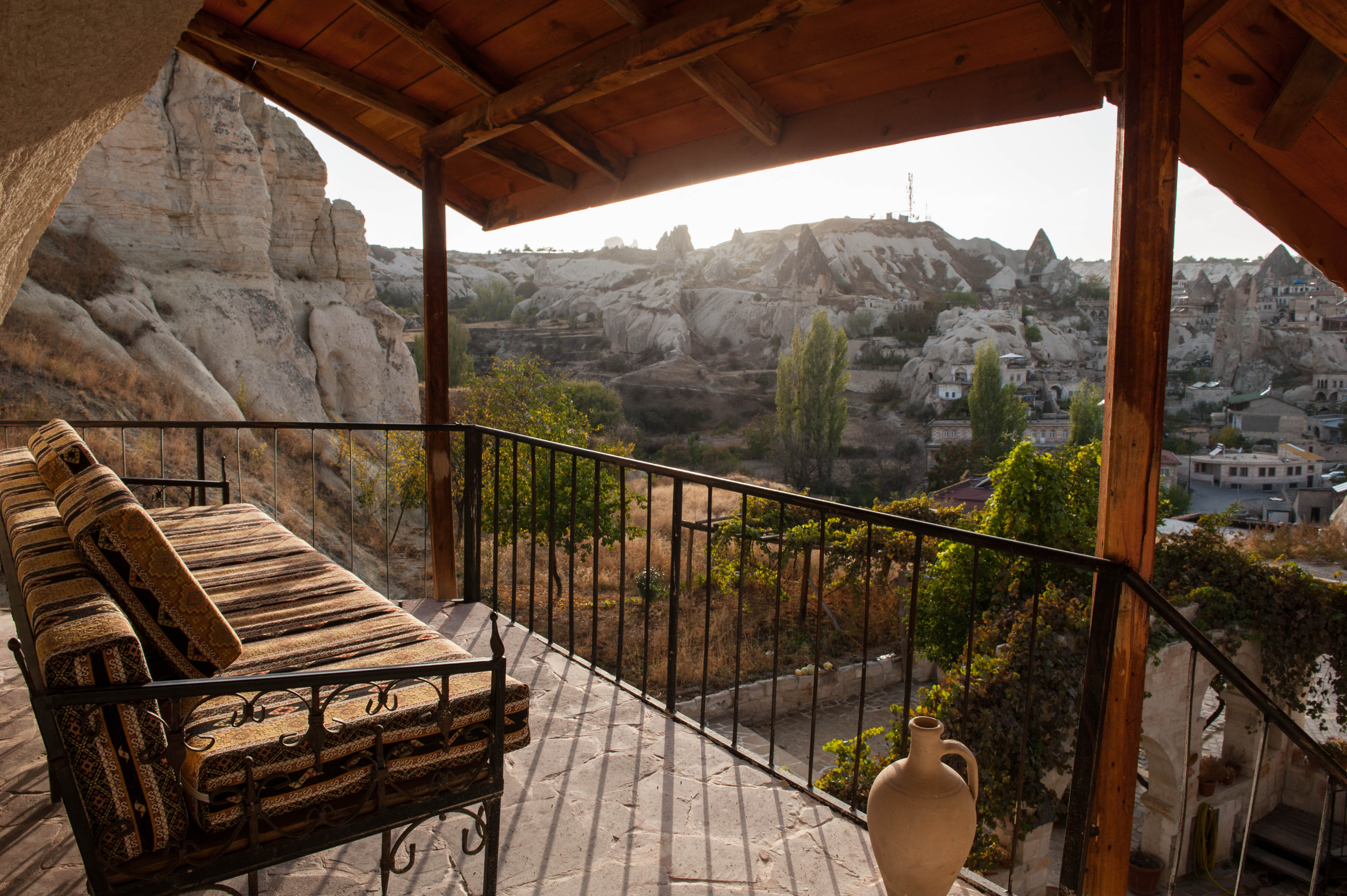 Garden Cave Hostel