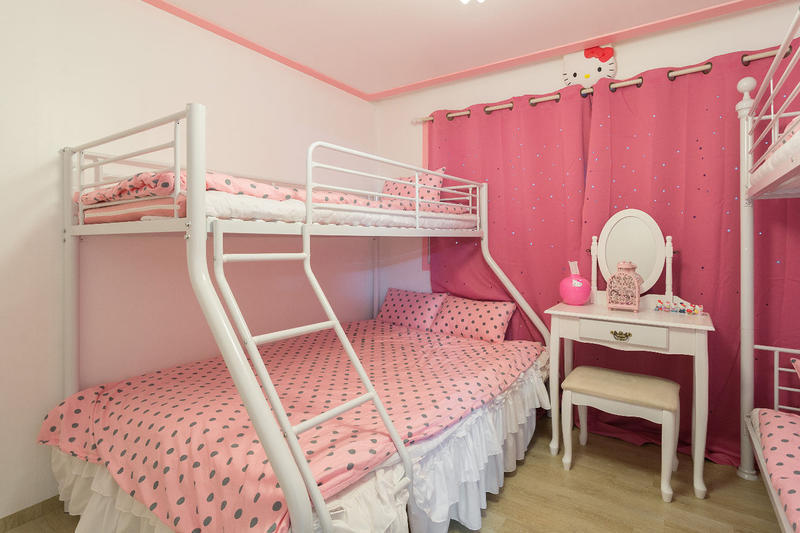 Nanu Guesthouse Pink Hongdae