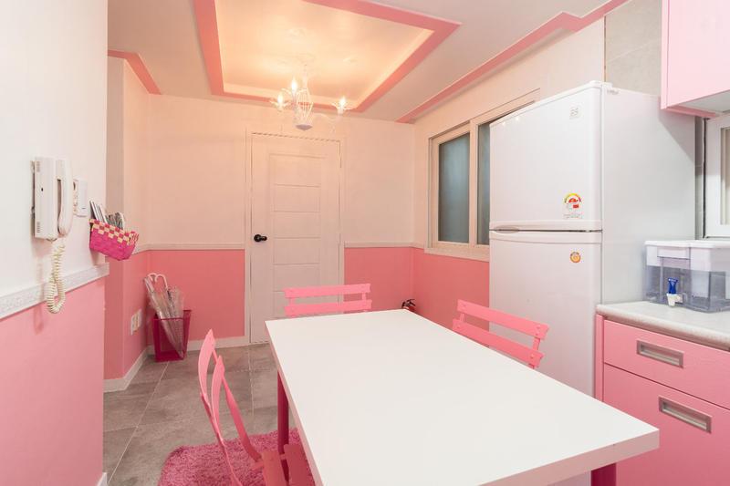 HOSTEL - Nanu Guesthouse Pink Hongdae