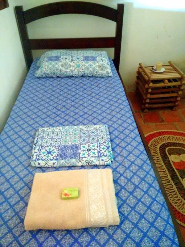 Paraíso do Caju House Hostel