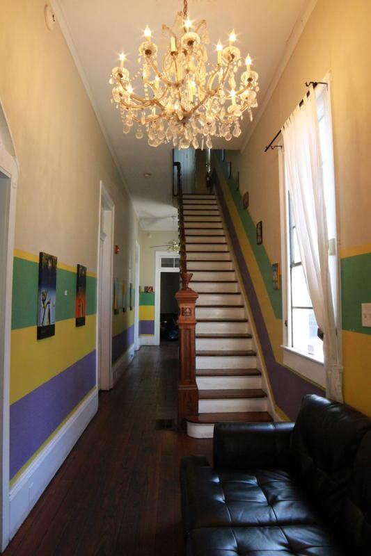 IHSP French Quarter House