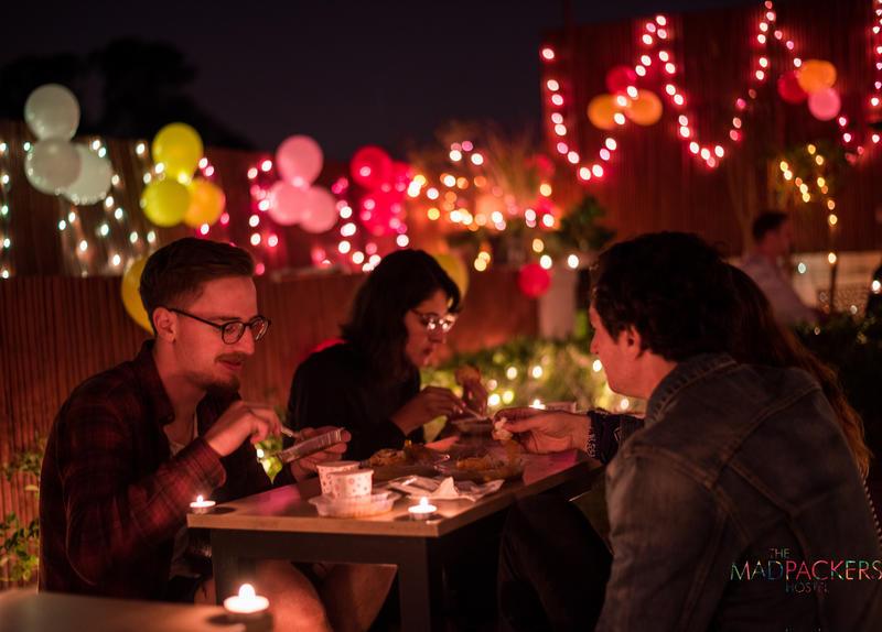 Madpackers Hostel Delhi