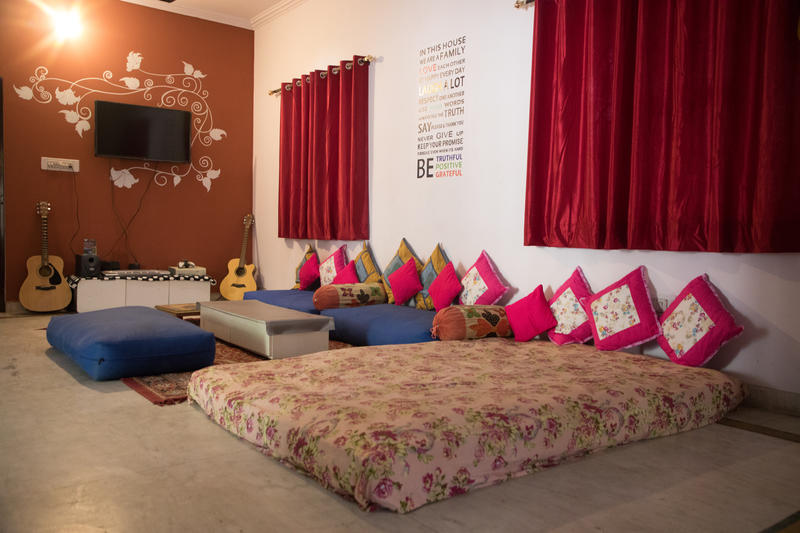 CrashPad Hostel Jaipur