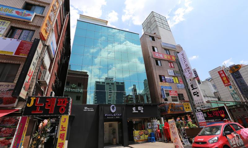 HOSTEL - Philstay Dongdaemun DDP
