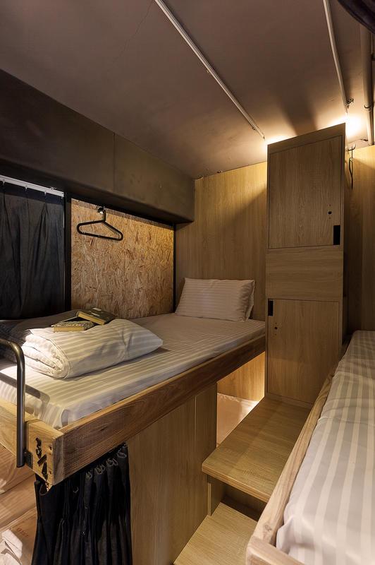 HOSTEL - Ximen WOW Hostel