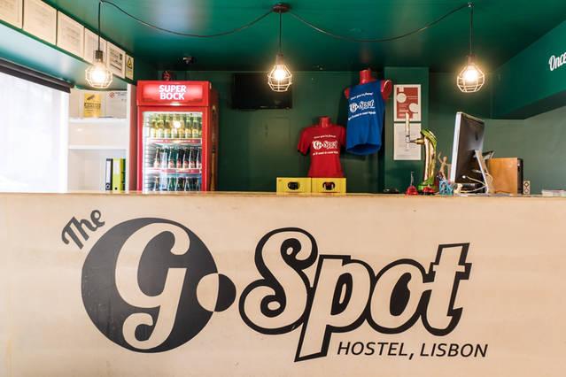 GSpot Party Hostel - Lisbon