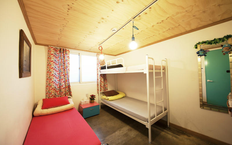 HOSTEL - Hongdae Lazy Fox Hostel In Seoul
