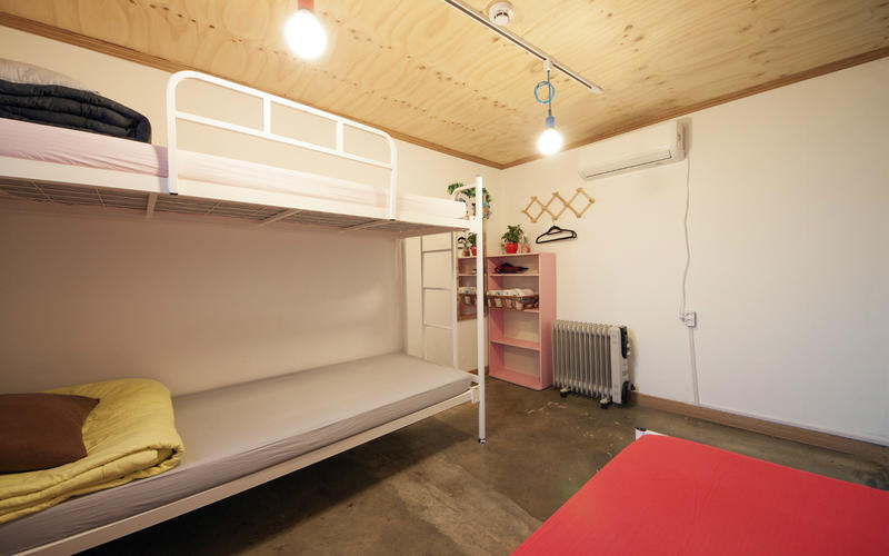 Hongdae Lazy Fox Hostel In Seoul
