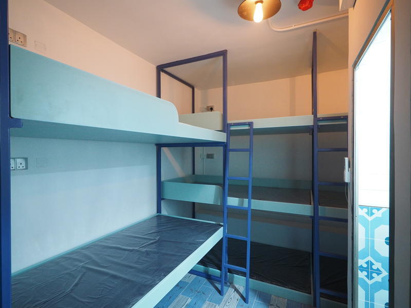 Panda's Hostel - Old Hong Kong