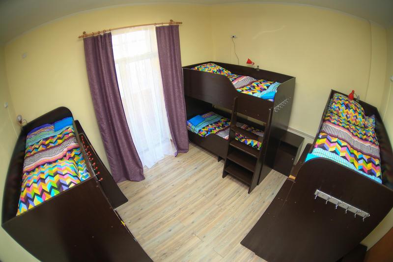Barbados Hostel